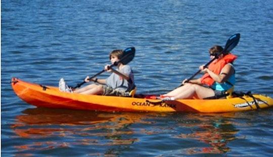 Tandem Kayak Rental In Newport