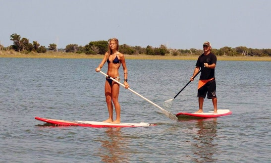 Sup Rental, Tours & Lessons In Sullivan's Island