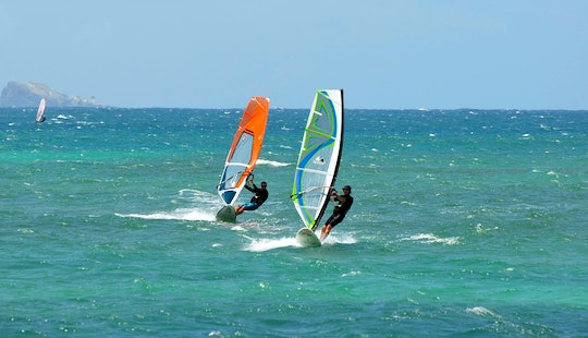 Windsurfing Lessons In Kahului