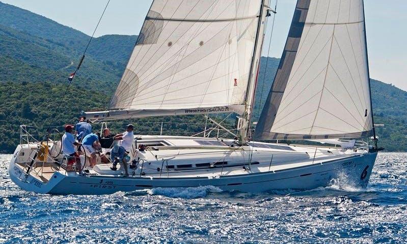 'Ariadne' Beneteau First 45 Charter in San Miguel Marina Amarilla Golf, Tenerife