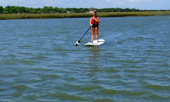 Sup Rental In Folly Beach
