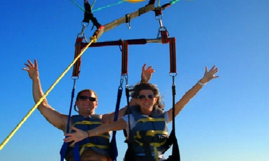 Parasailing In Isle Of Palms
