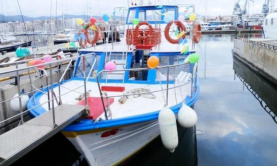 'mar Y Sol Ii' Boat Cruises In Illes Balears