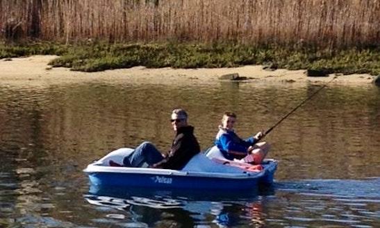 Paddle Boat Toy Rental In Glen Cove