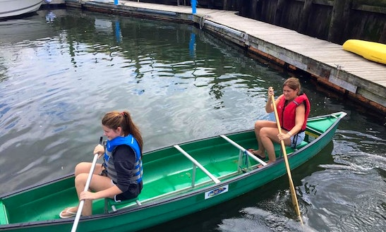 Canoe Rental In Glen Cove