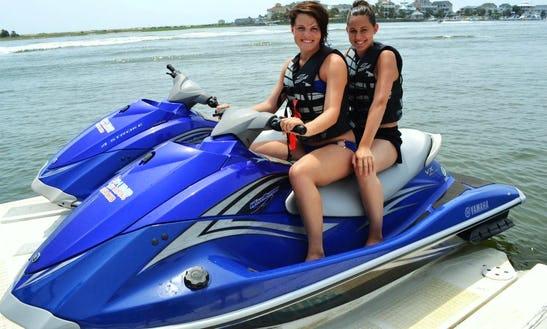 Enjoy Wilmington, North Carolina On Jet Ski