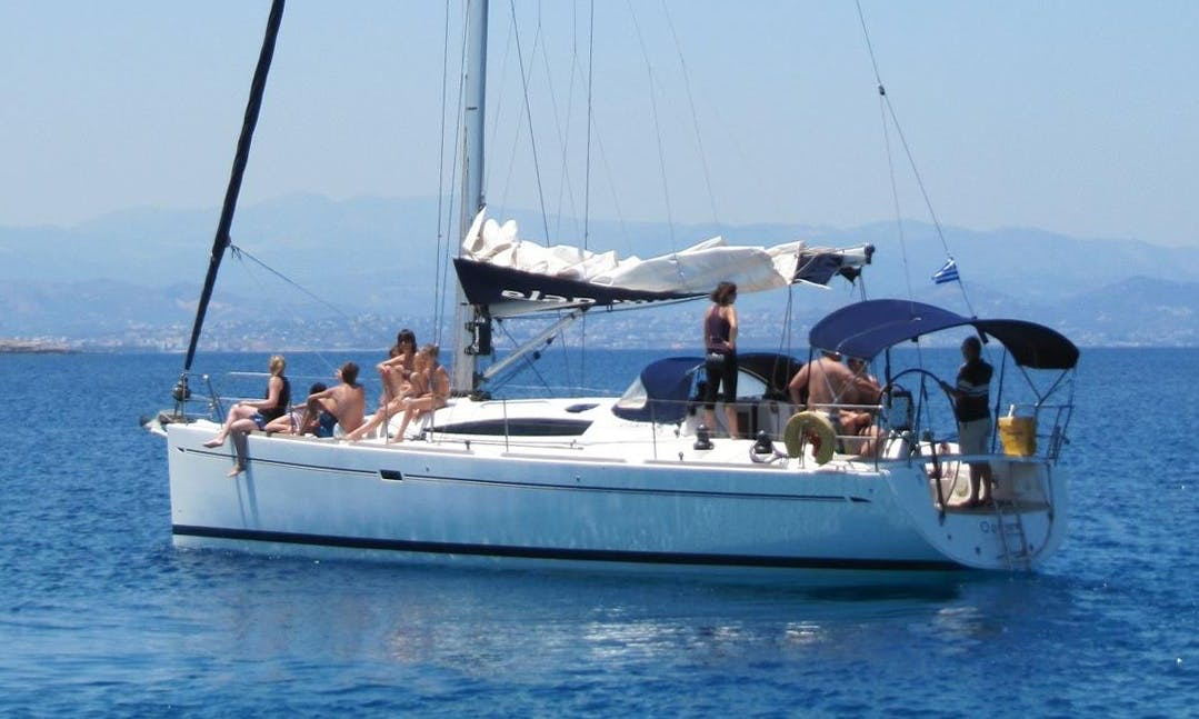 Captained Charter in Chania