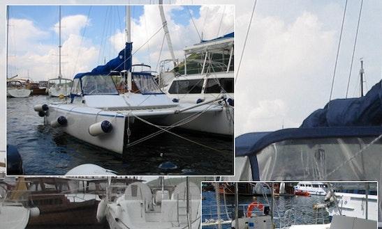 Seawind Sailing Catamaran Charter In Hong Kong