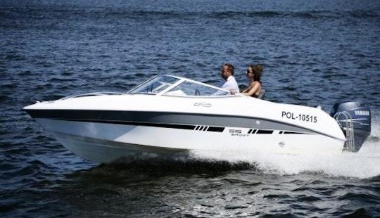 Rent Galia 515 Sport Speedboat In Werder (havel)
