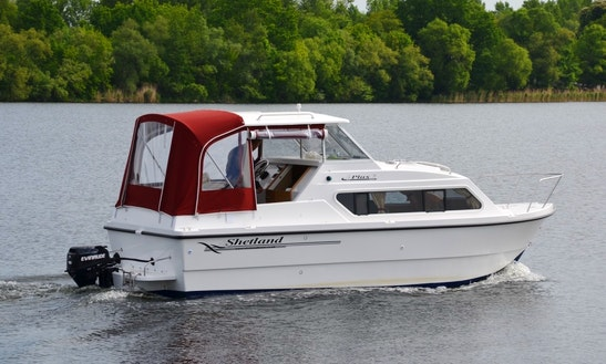 Rent Shetland Compact Cruiser In Werder (havel)
