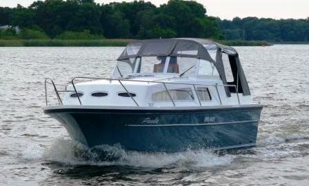 Rent Almeria 850 Yacht In Werder (Havel)
