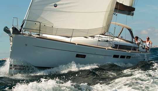 Jeanneau So 509 Sailing Monohull Charter In Arona