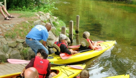 Tandem Riviera Kayak Rental In Pleasant Plains Township