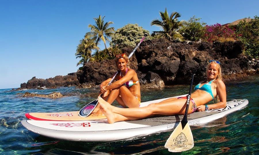 SUP Lessons & Rentals in Crawley