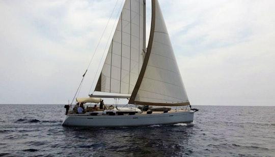Delphia 40.3 Sailing Monohull Charter In Cyprus