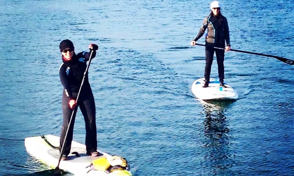 Take a Paddleboard Rental & Lessons in Southampton, New York