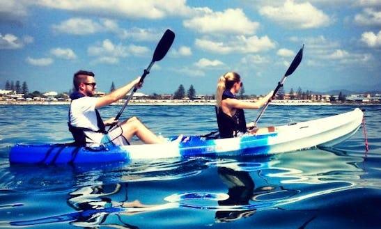 Kayak Rental & Tours In South Murwillumbah, Australia