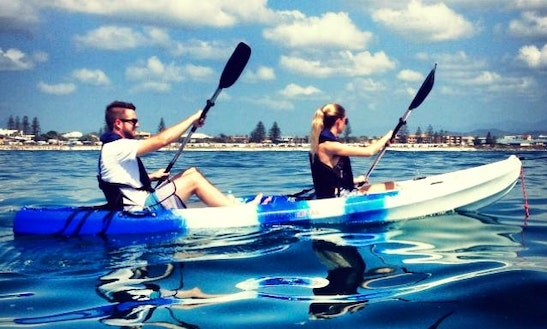 Kayak Rental & Tours In South Murwillumbah, Australia