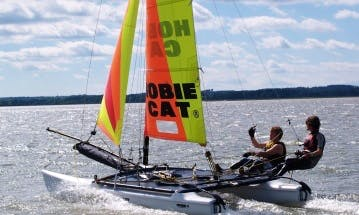 Daysailer Rental & Lessons in Lepe, Spain