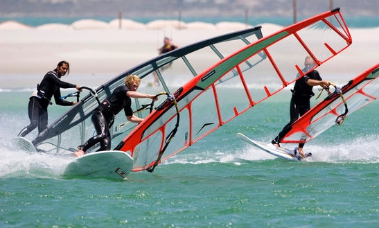 Windsurfing Rental & Lessons In Langebaan