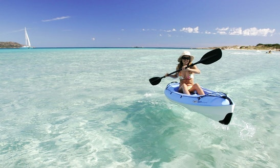 Single Kayak Rental & Trips In Langebaan