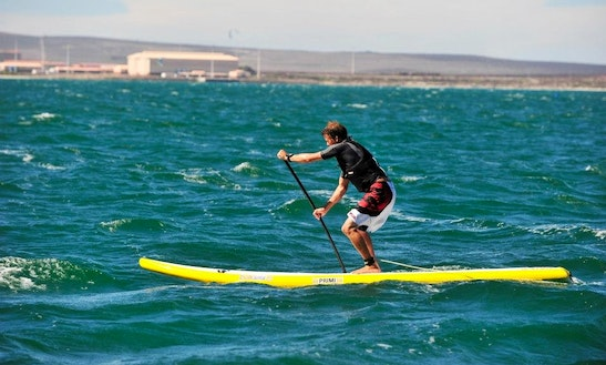Stand Up Paddleboard Rental & Lessons In Langebaan