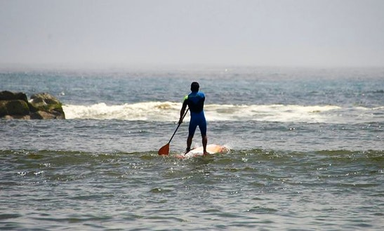 Stand Up Paddleboard Rental & Lessons In Lima