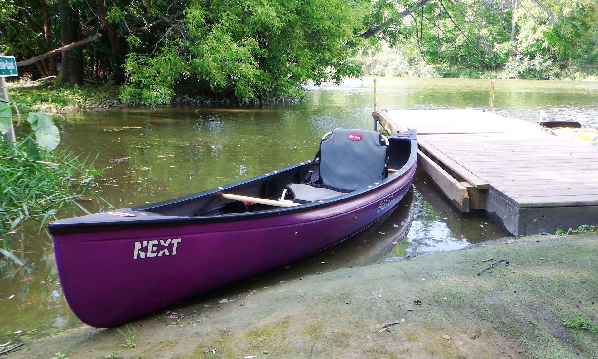 Solo Old Town Canoe Rental & Tours in Haldimand | GetMyBoat