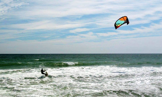 Kiteboarding Private Lessons In Wellfleet