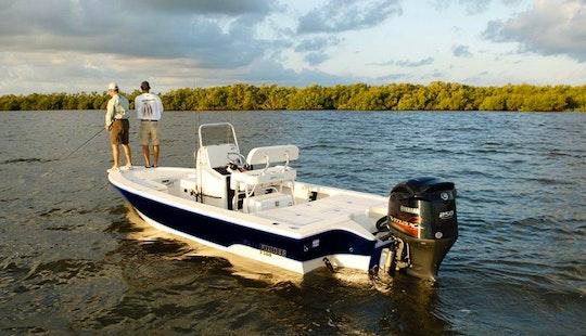 22ft Pathfinder Boat In Port Lavaca, Texas