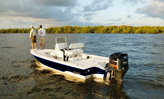 22ft Pathfinder Boat In Port Lavaca, Texas