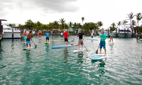 Sup Lessons, Yoga & Tours In Pittsburg
