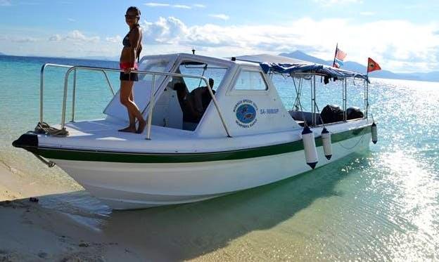 Scuba diving courses & trips in Semporna, Malaysia