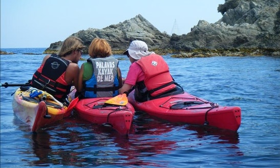 Sea Kayak Tour In Palavas-les-flots