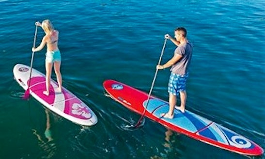 Paddleboard Rental & Lessons In Rosebud, Australia