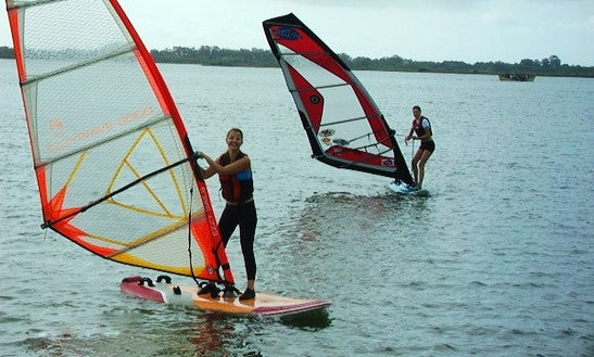 Wind Surfe Lessons Or Rental In Rio Grande