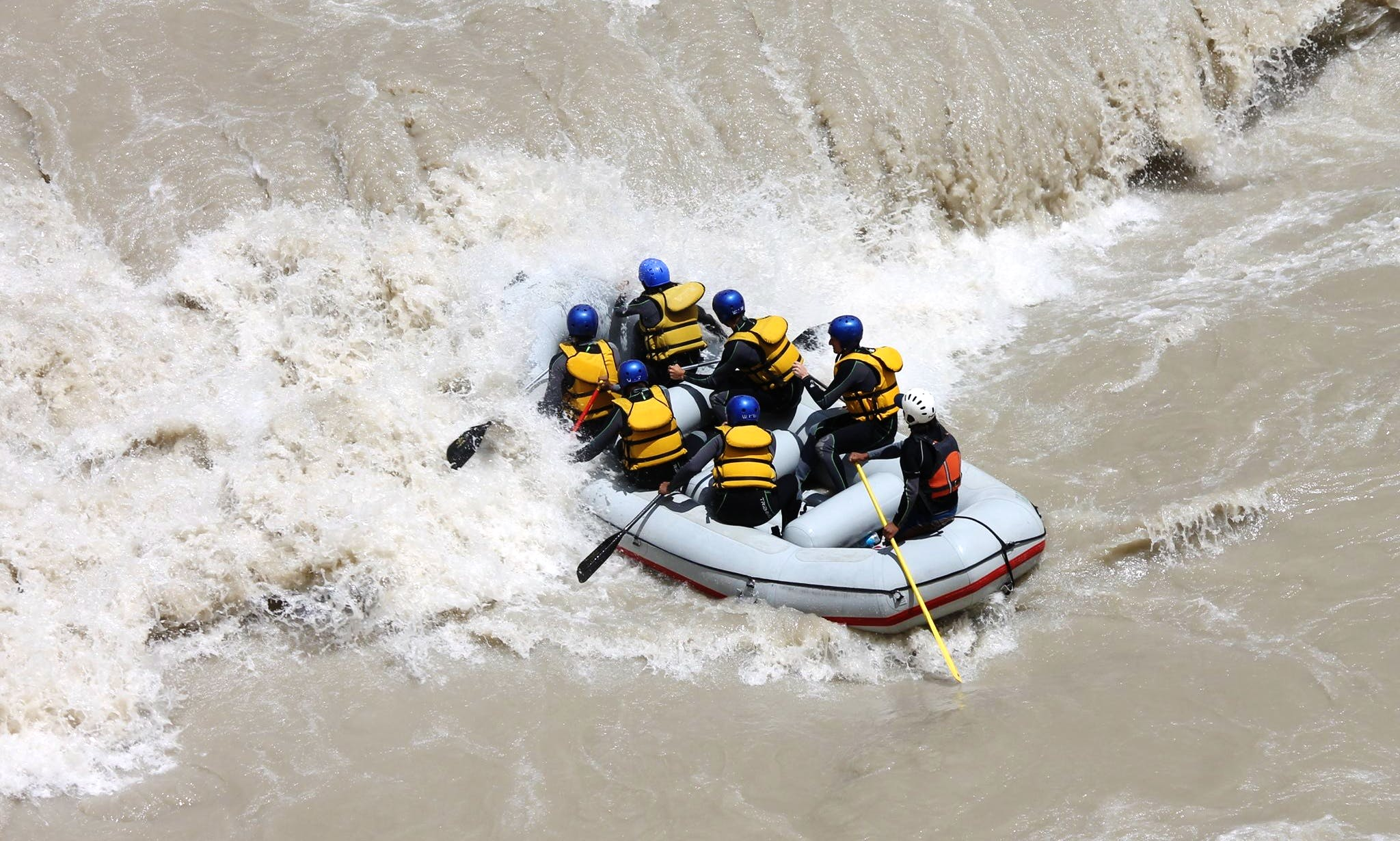 Rafting Day Trips & Guided Expeditions in Rishikesh
