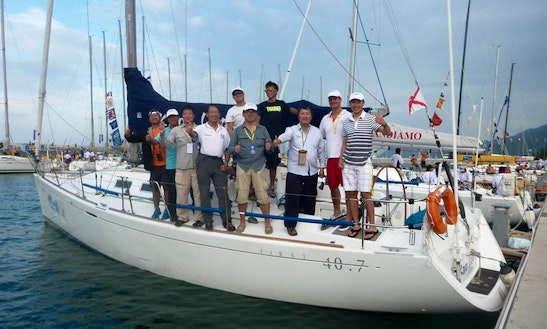 Beneteau First 40.7 In Convention Avenue