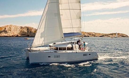 Lagoon 400 S2 Charter In Tropea