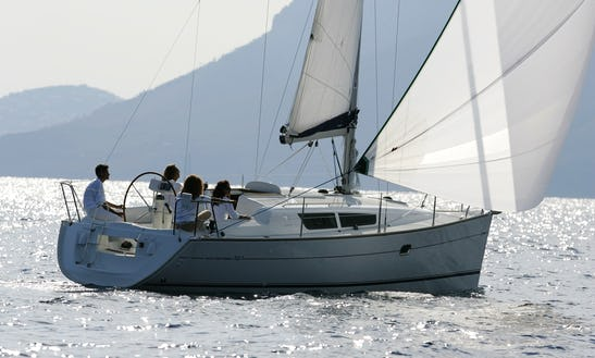 'sixty' Sun Odyssey 32 Monohull Charter & Trips In Carloforte