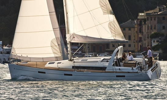 Oceanis 45 Sailing Monohull Charter & Trips In Carloforte