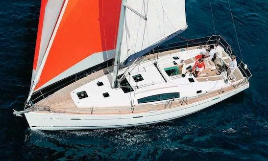 'alcor' Oceanis 43 Family Monohull Charter & Trips In Carloforte