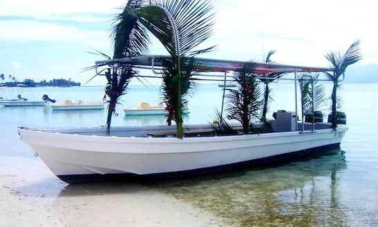Private Boat Charter In Maharepa