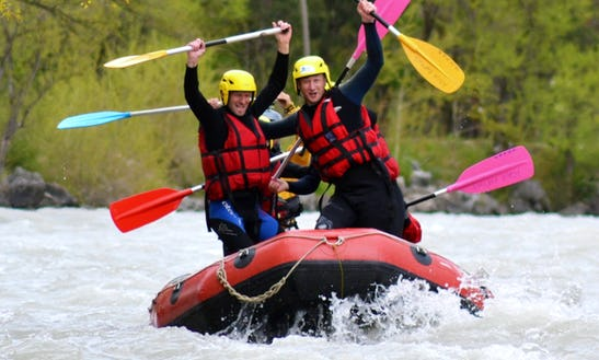 Rafting Trips In Embrun, France