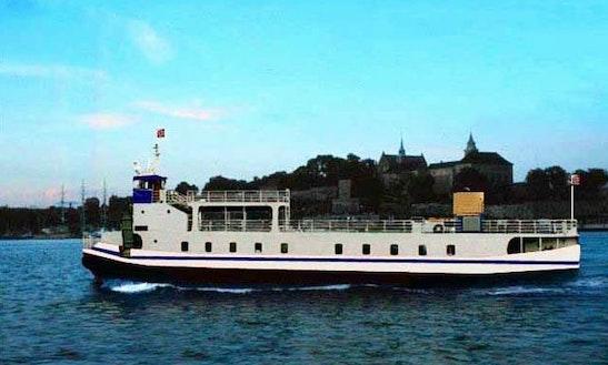 M/s Bjørvika Trawler Charter In Oslo, Norway