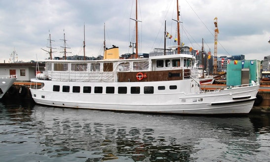 M/s Ceres Trawler Charter In Oslo, Norway