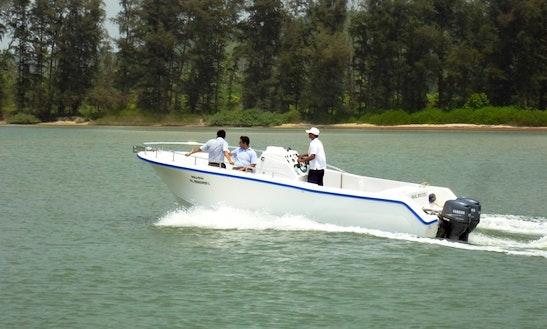 Passenger Boat Rental In Penha De França