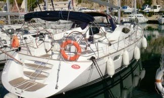 Sun Odyssey 54 DS for Charter in Vodice, Croatia