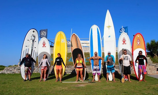 Sup Lessons Or Just To Ride On The Lagoa Dos Patos In Rio Grande