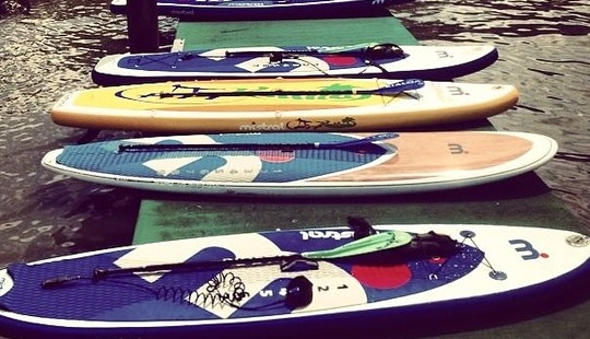 Explore Key Biscayne From A Locals Point Of View - Rent A Paddleboard!